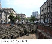Развалины древнего города......... (2009 год). Стоковое фото, фотограф Марина / Фотобанк Лори