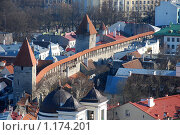 Городская стена (2009 год). Стоковое фото, фотограф Александр Виноградов / Фотобанк Лори