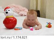 Малышок. Стоковое фото, фотограф Дмитрий Сарычев / Фотобанк Лори