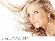 Купить «Блондинка», фото № 1180337, снято 2 октября 2009 г. (c) Raev Denis / Фотобанк Лори