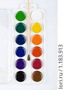 Купить «Акварельные краски», фото № 1183913, снято 21 апреля 2009 г. (c) Вячеслав Рящиков / Фотобанк Лори
