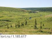 Купить «Уральская долина», фото № 1185617, снято 12 июля 2009 г. (c) Надежда Болотина / Фотобанк Лори