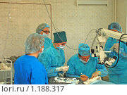Купить «Операция», фото № 1188317, снято 1 июля 2006 г. (c) Павел Подолянко / Фотобанк Лори