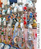 Купить «Кальяны на восточном базаре», фото № 1189413, снято 18 ноября 2008 г. (c) Одиссей / Фотобанк Лори