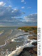 Купить «Лиманский шторм», фото № 1195089, снято 14 мая 2009 г. (c) Сергей Литвиненко / Фотобанк Лори
