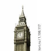 Купить «Биг-Бен, Лондон. 12 часов.», фото № 1198117, снято 11 августа 2007 г. (c) Светлана Кудрина / Фотобанк Лори