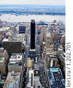 Купить «Вид Манхэттена», фото № 1202701, снято 27 октября 2005 г. (c) Дмитрий Малахов / Фотобанк Лори
