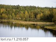 Купить «Соловецкие острова», фото № 1210057, снято 11 сентября 2009 г. (c) Михаил Ворожцов / Фотобанк Лори
