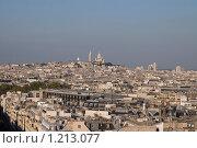 Купить «Париж», фото № 1213077, снято 16 сентября 2007 г. (c) Синицын Игорь / Фотобанк Лори
