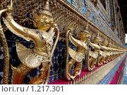 Купить «Буддистский храм. Таиланд.», фото № 1217301, снято 10 ноября 2006 г. (c) Катя Белякова / Фотобанк Лори
