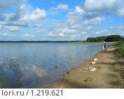 Можайское водохранилище (Можайский район Московской области) (2009 год). Стоковое фото, фотограф lana1501 / Фотобанк Лори