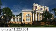 Дворец Румянцевых-Паскевичей. Гомель, Белоруссия. (2009 год). Стоковое фото, фотограф Виктор Пелих / Фотобанк Лори
