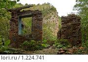 Гуамское ущелье. Стоковое фото, фотограф Vet Novoseloff / Фотобанк Лори