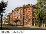 Купить «Старая Русса», фото № 1228049, снято 4 сентября 2009 г. (c) Александр Секретарев / Фотобанк Лори