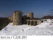 Купить «Крепость Копорье», эксклюзивное фото № 1228381, снято 8 марта 2009 г. (c) Литвяк Игорь / Фотобанк Лори