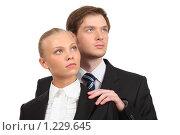 Купить «Деловые люди», фото № 1229645, снято 30 мая 2009 г. (c) Losevsky Pavel / Фотобанк Лори