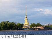 Купить «Петропавловская крепость, Санкт-Петербург», фото № 1233481, снято 24 мая 2009 г. (c) Оксана Кацен / Фотобанк Лори