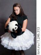 Купить «Плохое настроение», фото № 1246313, снято 4 октября 2009 г. (c) Лагутин Сергей / Фотобанк Лори