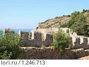Купить «Аланья. Турция», фото № 1246713, снято 28 августа 2009 г. (c) Михайлова Оксана / Фотобанк Лори