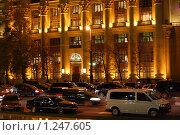 Ночной город (2008 год). Редакционное фото, фотограф Климонтова Александра / Фотобанк Лори