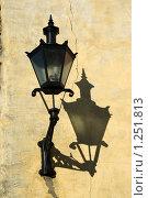 Купить «Декоративный фонарь», фото № 1251813, снято 8 марта 2009 г. (c) Лидия Ракчеева / Фотобанк Лори
