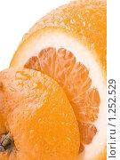Апельсин. Стоковое фото, фотограф Суров Антон / Фотобанк Лори