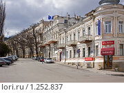 Купить «Улицы города Кисловодск», фото № 1252837, снято 3 апреля 2009 г. (c) Parmenov Pavel / Фотобанк Лори
