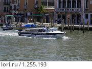 Полиция Венеции (2009 год). Редакционное фото, фотограф Эдуард Финовский / Фотобанк Лори