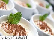 Купить «Капучино с мятой», фото № 1256881, снято 12 апреля 2009 г. (c) Ярослав Данильченко / Фотобанк Лори