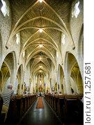 Купить «Церковь в Нидерландах», фото № 1257681, снято 8 августа 2009 г. (c) Филонова Ольга / Фотобанк Лори