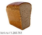 Купить «Буханка хлеба», фото № 1260761, снято 3 сентября 2009 г. (c) Илья Андриянов / Фотобанк Лори