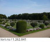Парк замка Шенонсо. Долина реки Луара. Франция (2009 год). Редакционное фото, фотограф Дживита / Фотобанк Лори