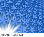 Купить «Зимний фон», иллюстрация № 1263621 (c) Николай Лыжин / Фотобанк Лори