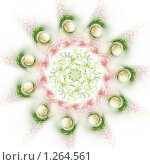 Купить «Мандала», иллюстрация № 1264561 (c) Ольга Савченко / Фотобанк Лори