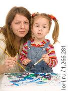 Купить «Урок», фото № 1266281, снято 29 ноября 2008 г. (c) Валентин Мосичев / Фотобанк Лори