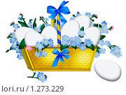 Купить «Пасха», иллюстрация № 1273229 (c) Овсяник Анна Владимировна / Фотобанк Лори
