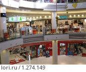 Крупнейший в Японии торговый комплекс Лэйк Таун (2009 год). Редакционное фото, фотограф Павел Сидоренко / Фотобанк Лори