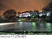 Пруд Шнелли (2009 год). Стоковое фото, фотограф Андрей Григорьев / Фотобанк Лори