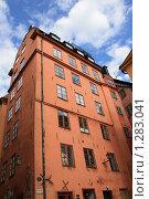 Дом в Швеции (2009 год). Стоковое фото, фотограф Татьяна Шишкова / Фотобанк Лори