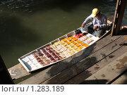 Торговец специями (2009 год). Стоковое фото, фотограф Александр Подобедов / Фотобанк Лори