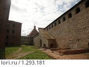 Купить «Крепость Орешек. Шлиссельбург», фото № 1293181, снято 19 августа 2009 г. (c) Евгений Батраков / Фотобанк Лори