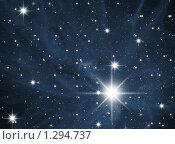 Купить «Звёздная ночь», иллюстрация № 1294737 (c) Карелин Д.А. / Фотобанк Лори