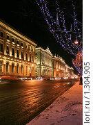Купить «Санкт-Петербург. Городской пейзаж.», фото № 1304905, снято 16 декабря 2009 г. (c) Александр Секретарев / Фотобанк Лори
