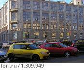 Купить «Москва. Центральный телеграф», эксклюзивное фото № 1309949, снято 17 декабря 2009 г. (c) lana1501 / Фотобанк Лори