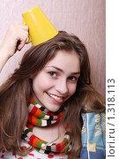 Купить «Воспаление хитрости», фото № 1318113, снято 20 декабря 2009 г. (c) Ирина Золина / Фотобанк Лори
