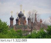 Купить «Москва. Крутицкое подворье», эксклюзивное фото № 1322089, снято 20 июня 2008 г. (c) lana1501 / Фотобанк Лори