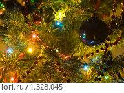 Новогоднее настроение. Стоковое фото, фотограф Иван Веселов / Фотобанк Лори
