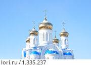 Собор. Стоковое фото, фотограф Григорий Дашкин / Фотобанк Лори