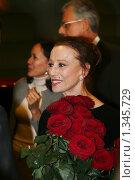 Плисецкая Майя. Юбилей (2005 год). Редакционное фото, фотограф Татьяна Белова / Фотобанк Лори