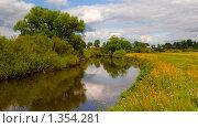 Сельский пейзаж. Стоковое фото, фотограф Vet Novoseloff / Фотобанк Лори